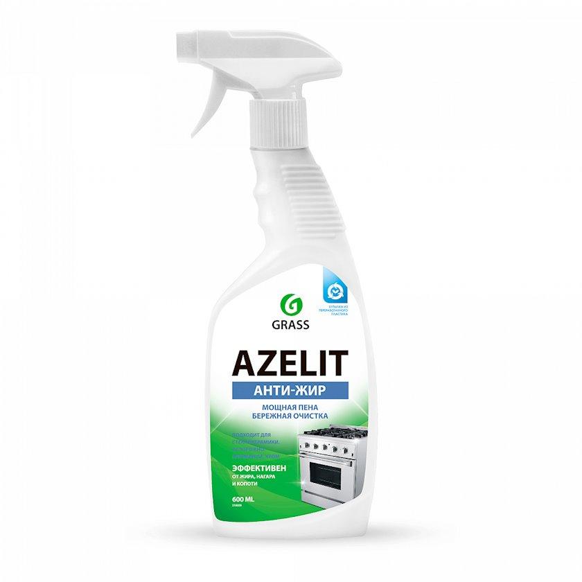 Mətbəx üçün universal Anti-yağ təmizləyici sprey Grass Azelit 600 ml