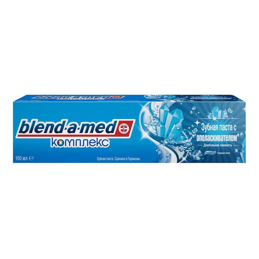 Diş məcunu Blend-A-Med Kompleks Davamedici təravət 100 ml