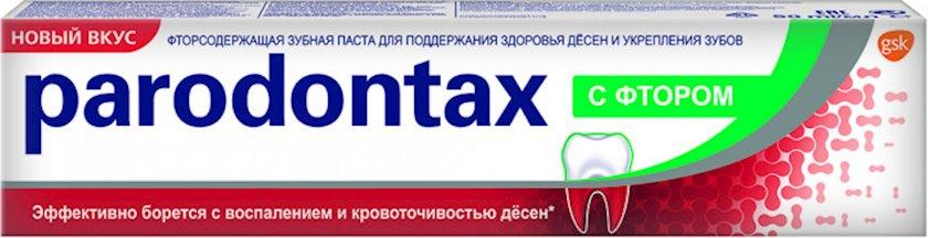 Diş məcunu Parodontax Ftorlu 50 ml