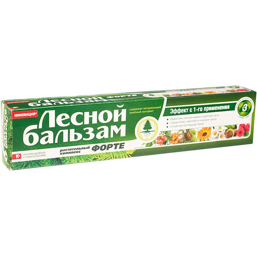 Diş məcunu Лесной Бальзам Forte 75 ml