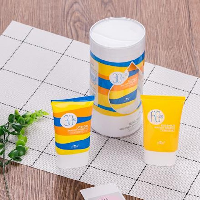 Günəşdən qoruyucu dəst Jasmin Hydrating Sun Cream SPF30+  and Aftersun Repair Essence Set
