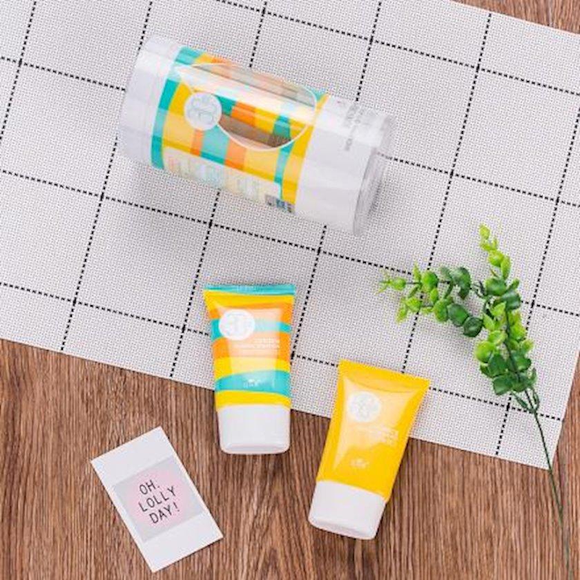 Günəşdən qoruyucu dəst Jasmin Softening Sun Cream SPF30+ and Aftersun Repair Essence Set