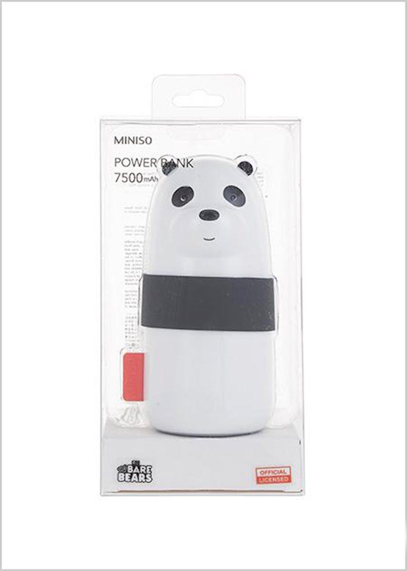 Xarici akkumulyator Miniso Sesame Street-Power Bank Panda