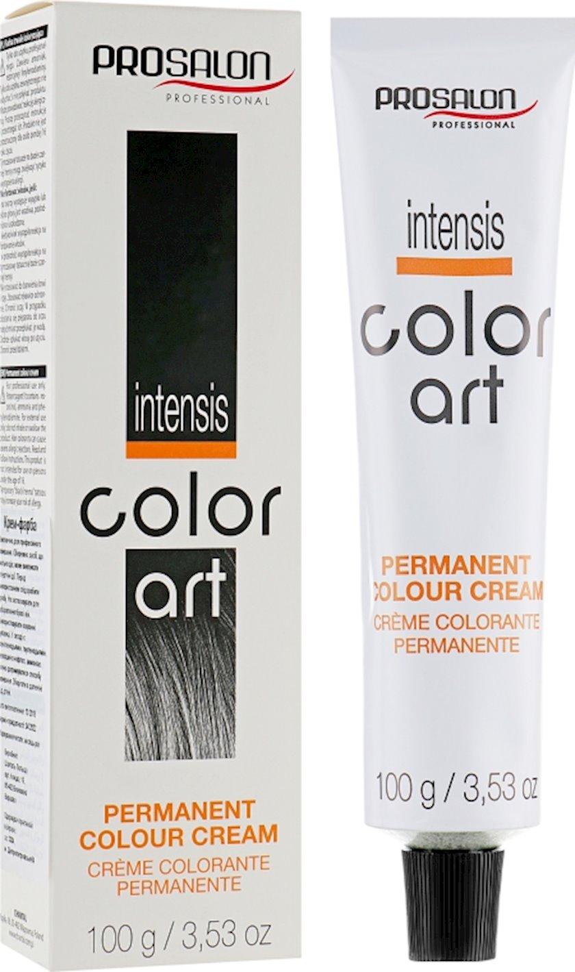 Saçlar üçün krem-boya Prosalon Professional Intensis Color Art № 7-03 beige blond 100 ml
