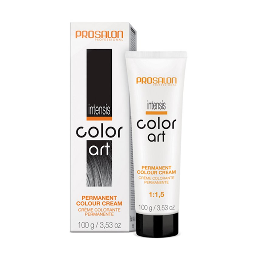 Saçlar üçün krem-boya Prosalon Professional Intensis Color Art № 7-13 sand 100 ml