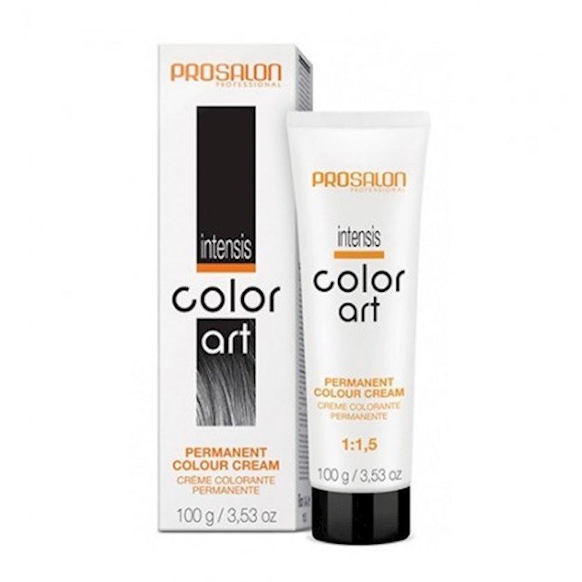 Saçlar üçün krem-boya Prosalon  Professional  Intensis Color № 8-33 intense golden medium blond 100 ml