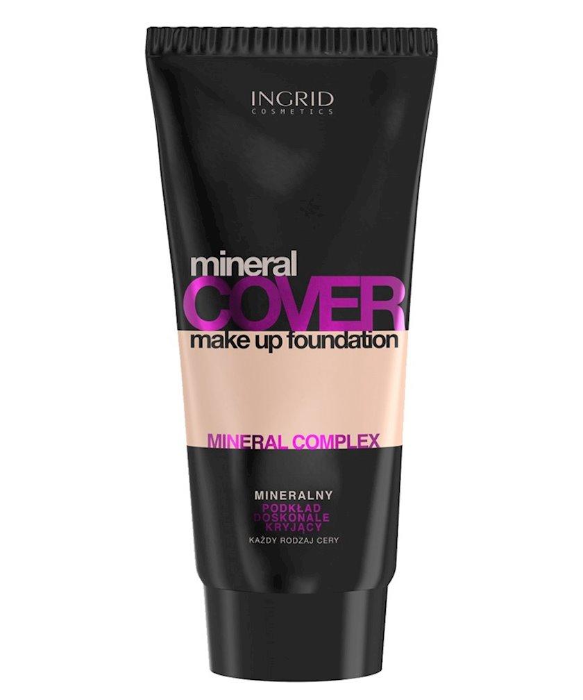 Tonal krem Ingrid Cosmetics Mineral Cover Make Up Foundation № 12