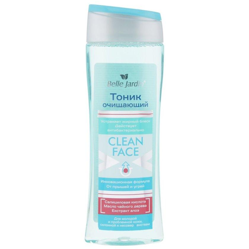 Təmizləyici tonik Belle Jardin Clean Face 250 ml