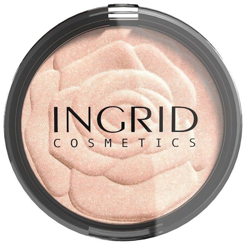 Kompakt kirşan Ingrid HD Beauty Innovation Shimmer Powder 25q