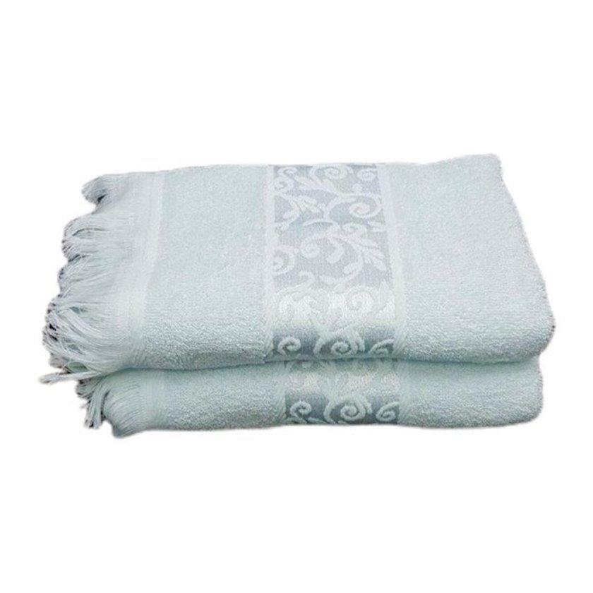 Dəsmal Özdilek Camilla Hand Face Towel 50x90 sm, mavi