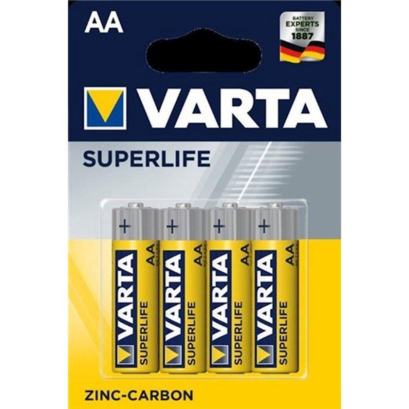 Batareya Varta Superlife AA BLI, 4 ədəd