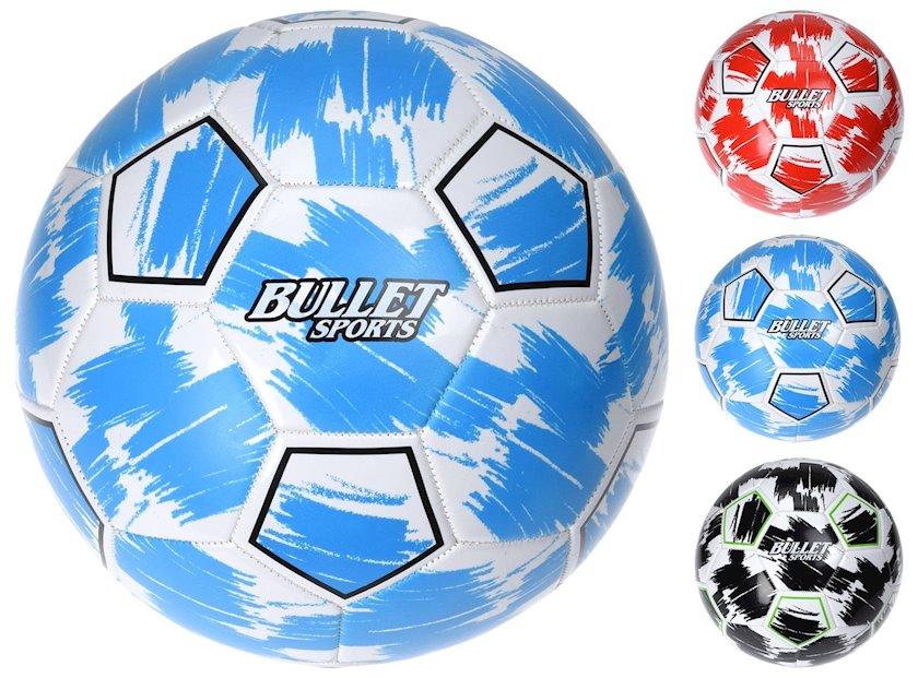 Futbol topu Bullet sports 5 ölçü, rəngbərəng