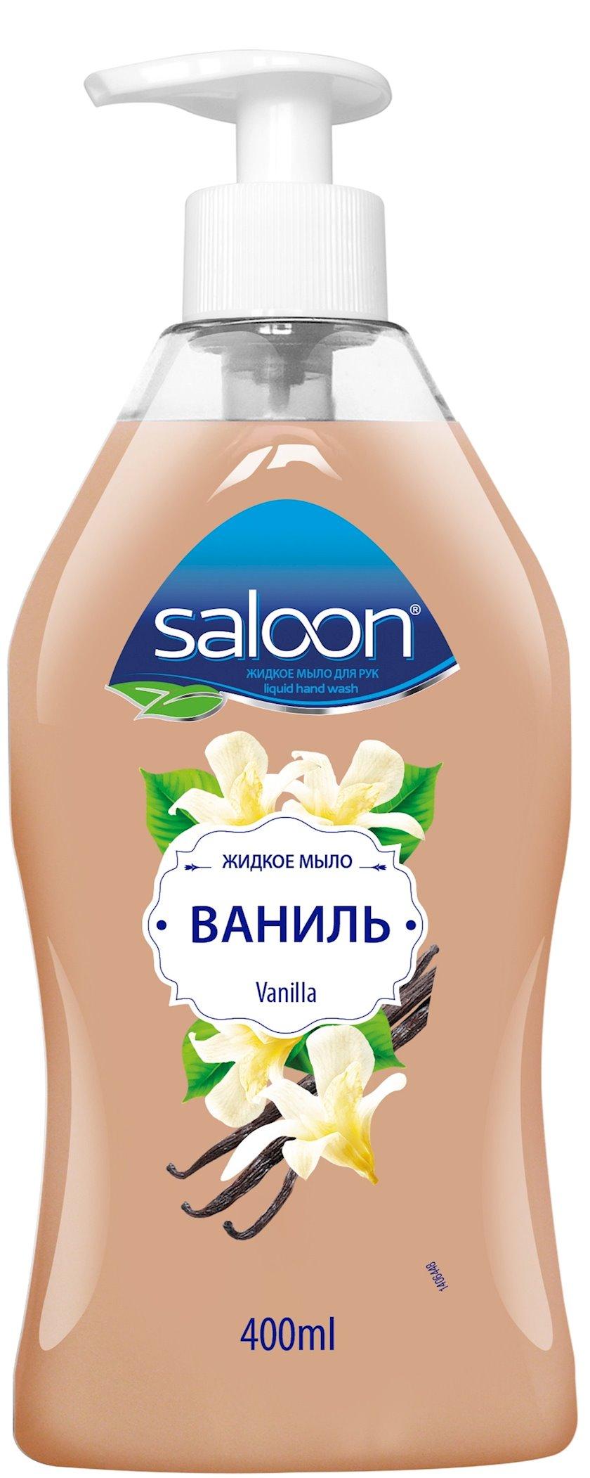 Maye sabun Saloon Vanil 400 ml