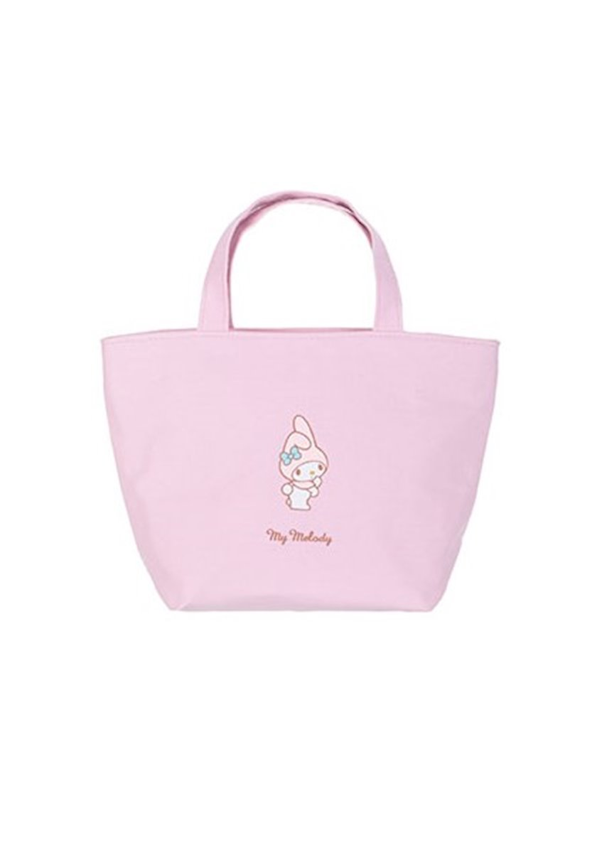 Çanta Miniso Sanrio- Hello Kitty Lunch Bag(Pink), 31x11x21 sm
