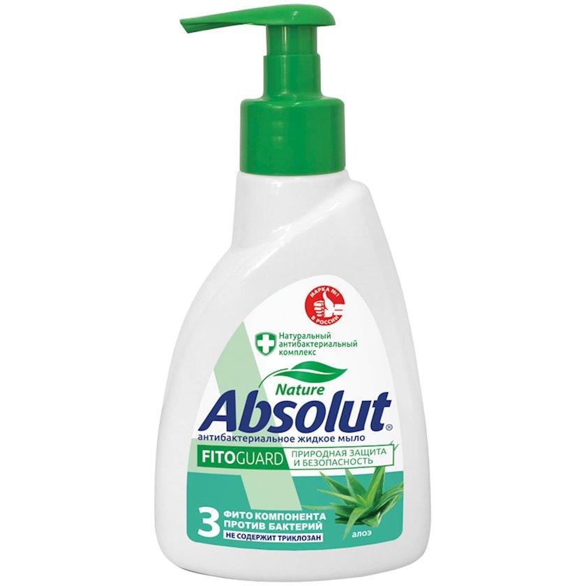 Maye sabun Absolut Aloe antibakterial, dozator ilə 250 ml