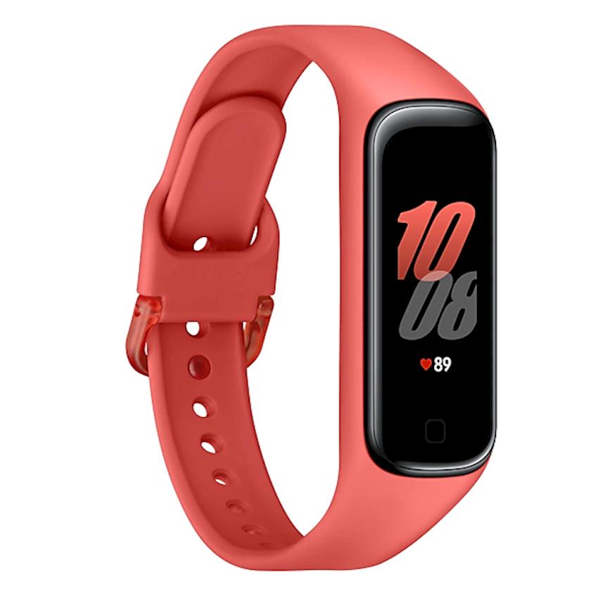 Fitnes qolbaq Samsung Galaxy Fit 2 Red