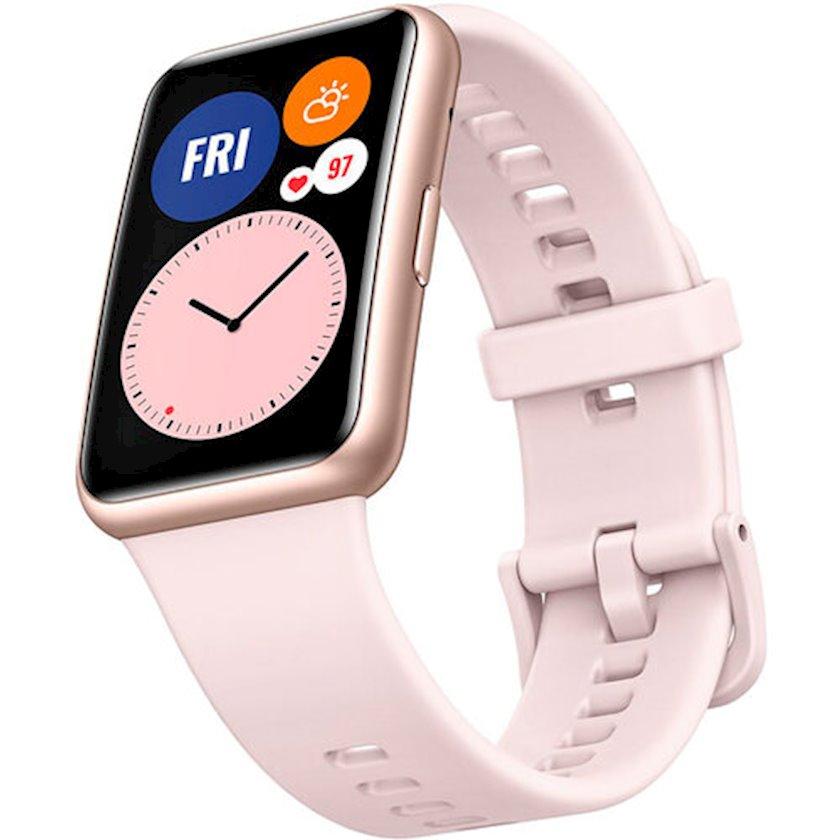 Smart saat Huawei Watch Fit Sakura Pink