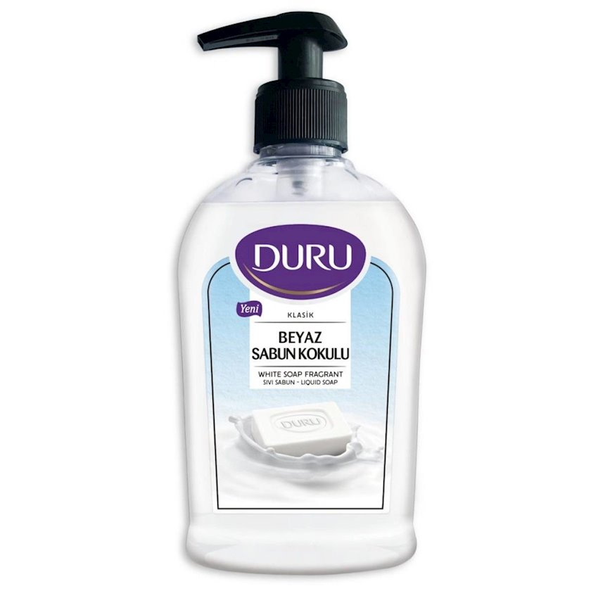 Maye sabun Duru qoxu ilə White Soap 300 ml