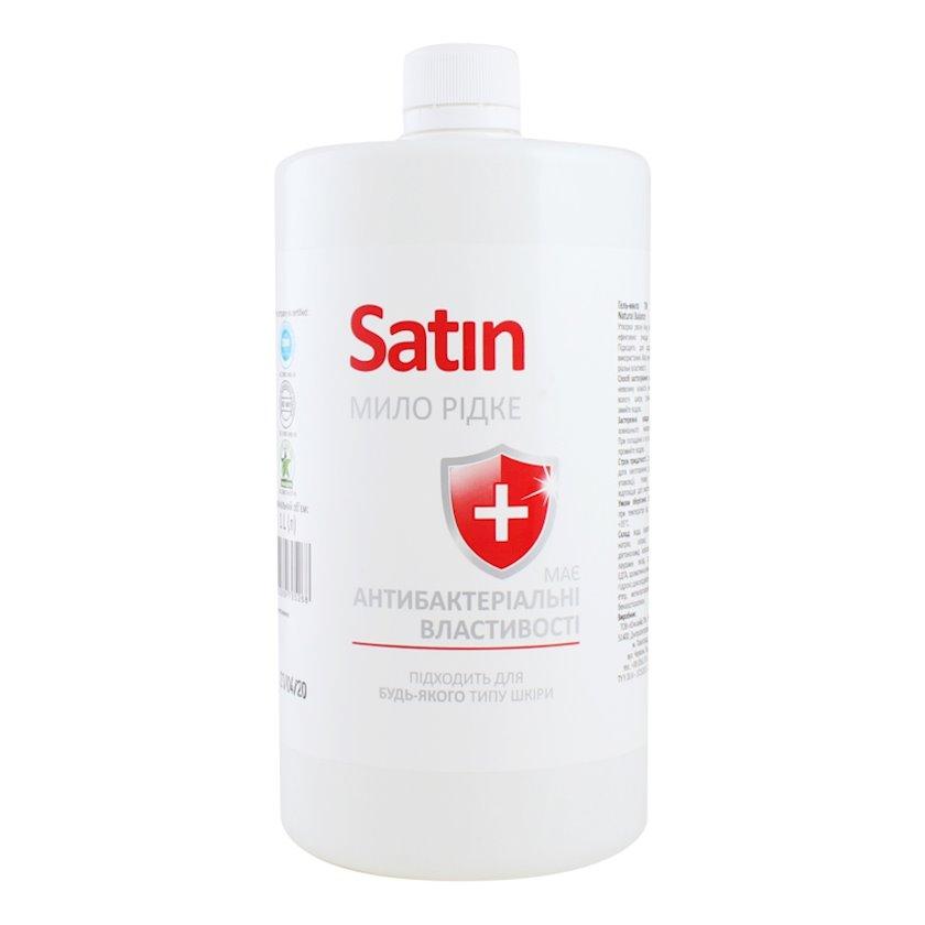 Gel-sabun Satin Natural balance ehtiyyat 1 l