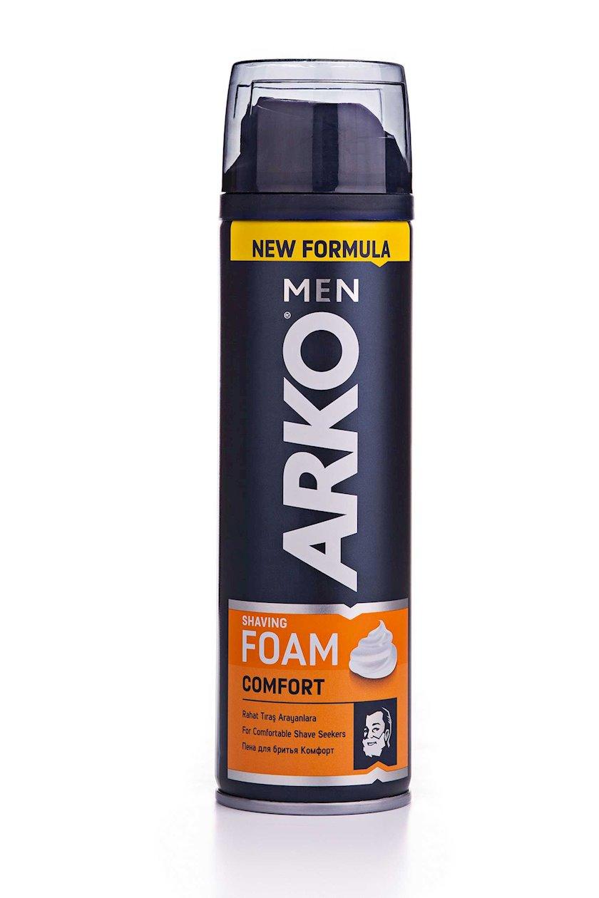 Təraş köpüyü Arko Comfort 200 ml