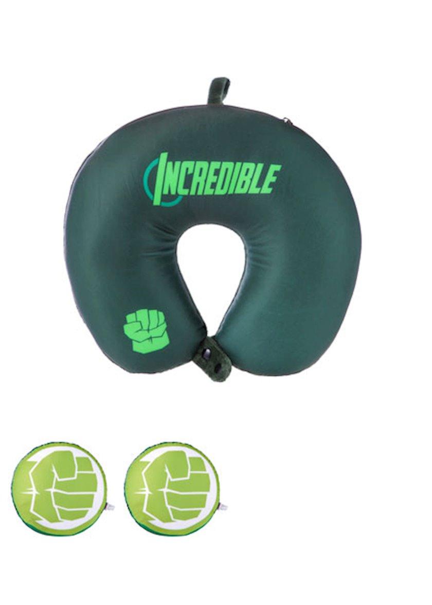 U şəkilli boyun yastığı Miniso Marvel U-shaped Pillow Hulk