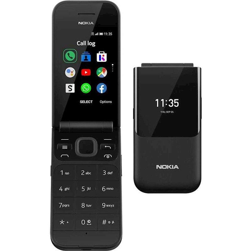 Mobil telefon Nokia 2720 Flip DS Black