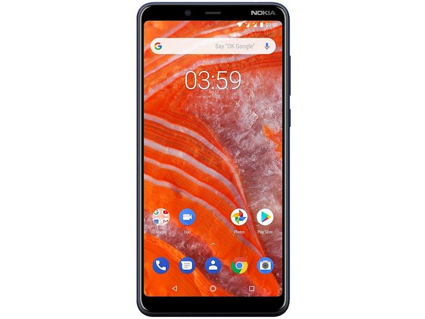 Smartfon Nokia 3.1 Plus 3GB/32GB Dark Gray