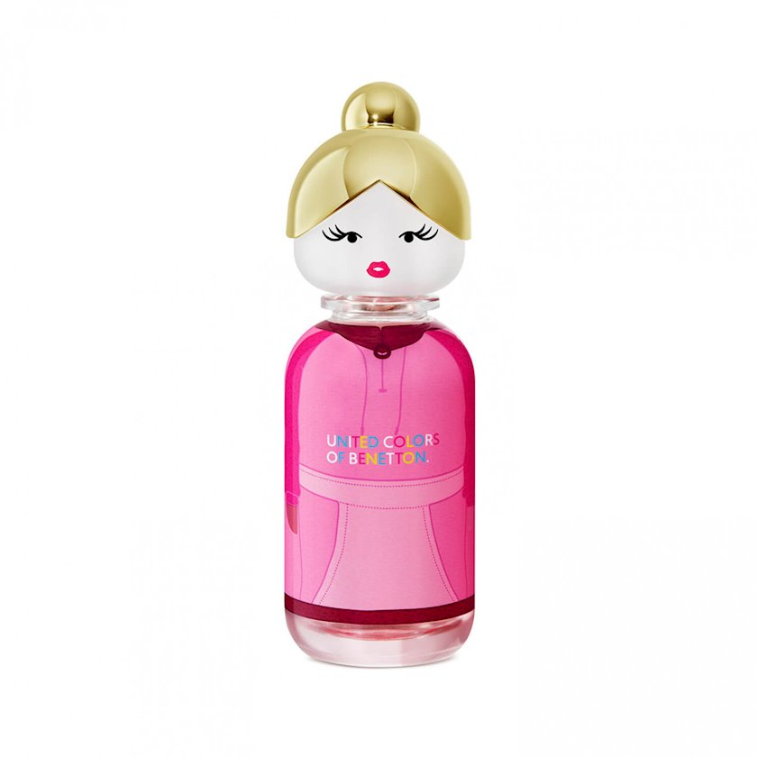 Tualet suyu Benetton Sisterland Pink Raspberry 80 ml