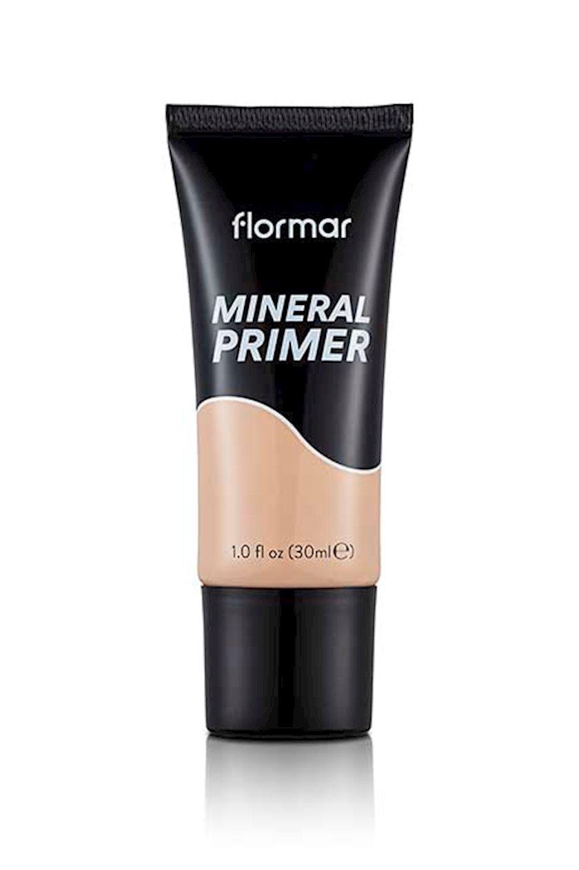 Üz üçün praymer Flormar Techno Fit Mineral, 30 ml