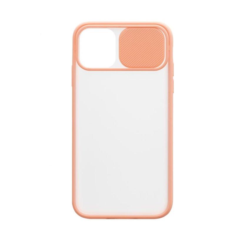 Çexol YO Camshield Color Apple iPhone 11 üçün Pink