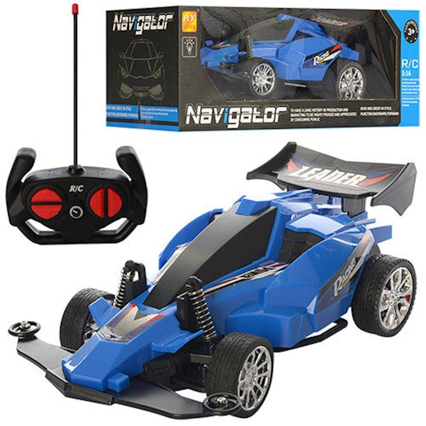 Yarış avtomobili radio ilə idarə olunan XY Toys AJ11-11 Leader Navigator