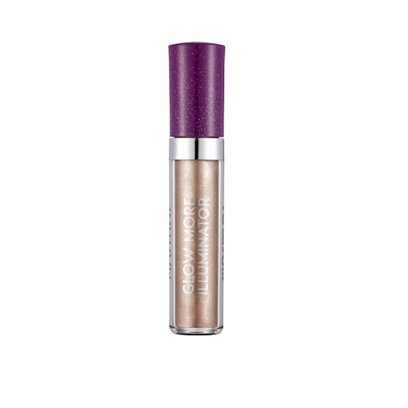 Haylayter Flormar Daily Party Glow More 02 Bronze Shine