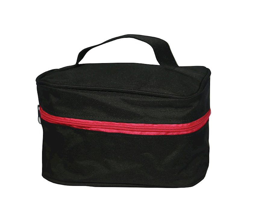 Kosmetik çanta Flormar, qara