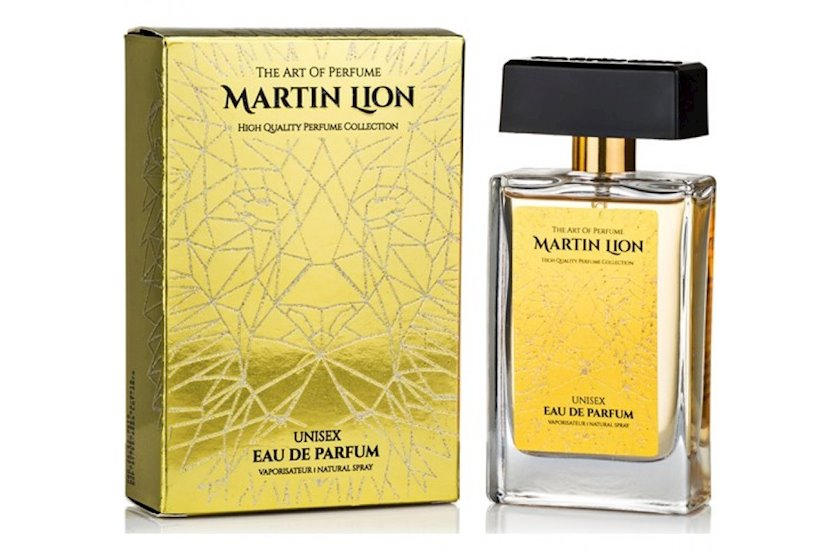 Uniseks ətir suyu Martin Lion Collection U06, 50 ml