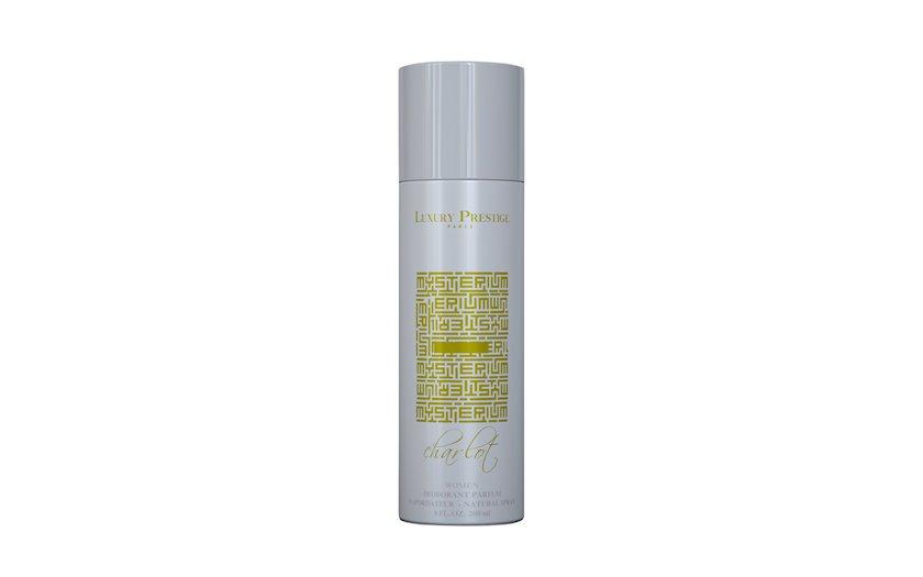 Qadınlar üçün dezodorant Luxury Prestige Charlot, 200 ml