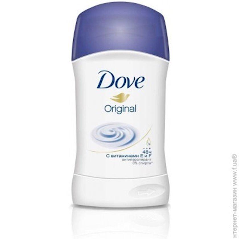 Antiperspirant-qələm Dove orijinal