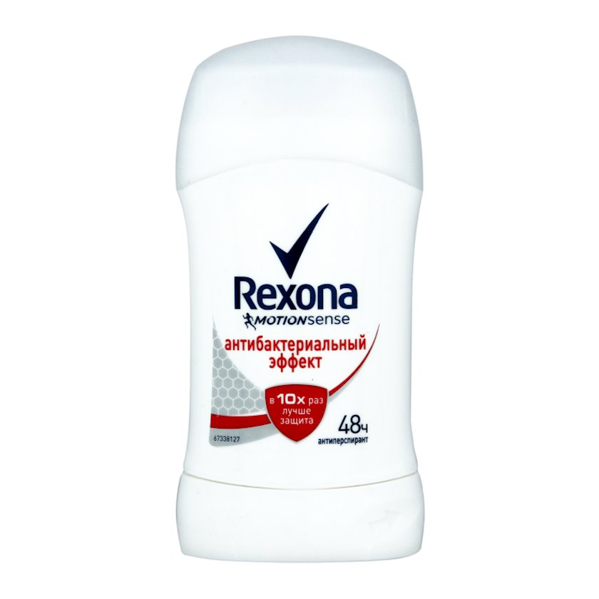 Dezodorant-antiperspirant Rexona antibakterial effekt