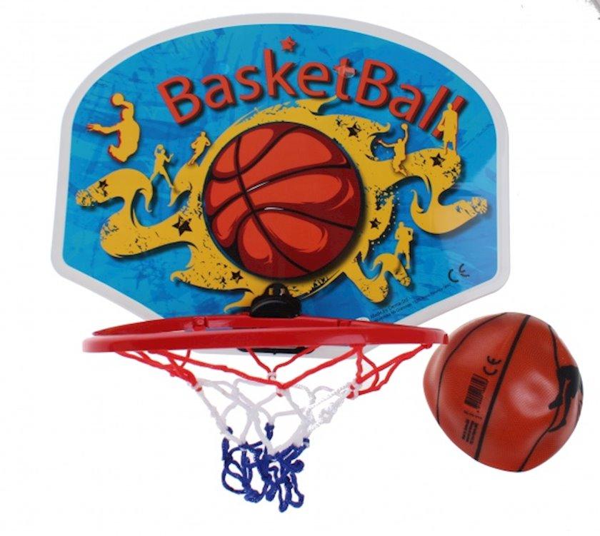 Basketbol mini dəst 2 əşya Free and Easy