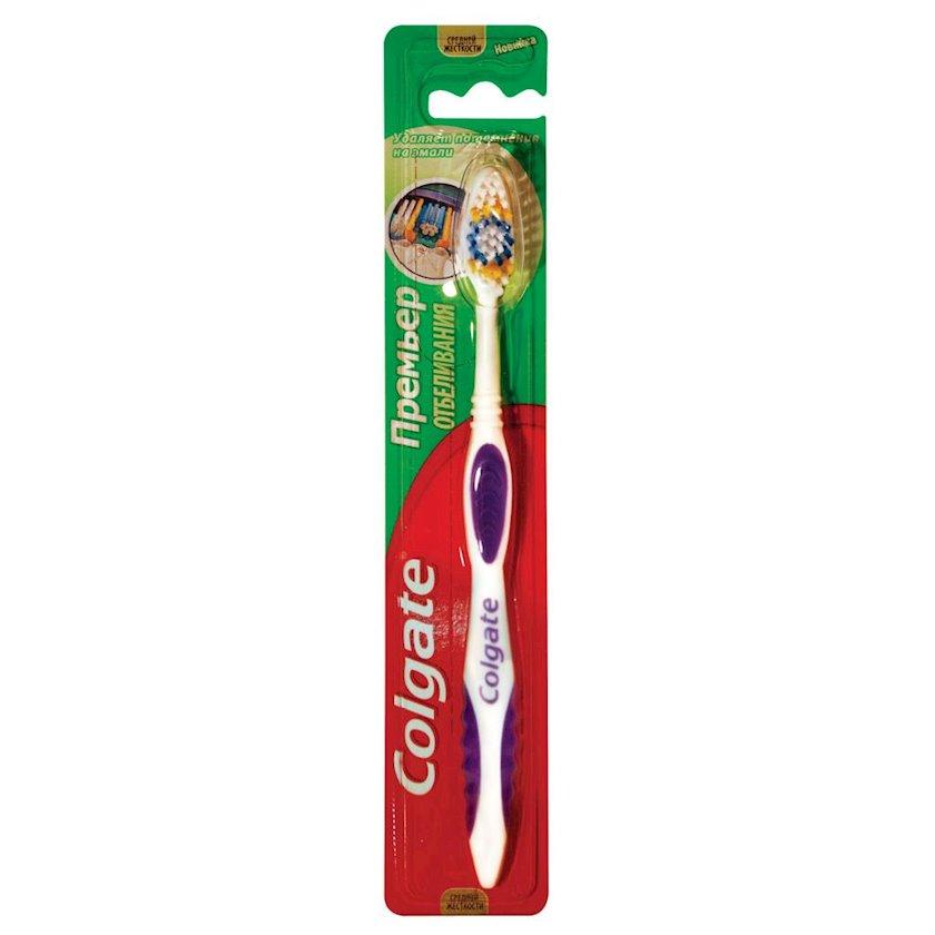 Diş fırçası Colgate Ağartma Premyer orta sərtlikli