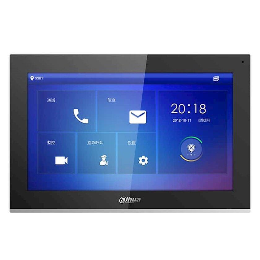 10 düymlü videodomofon IP monitoru Dahua VTH5441G, Qara
