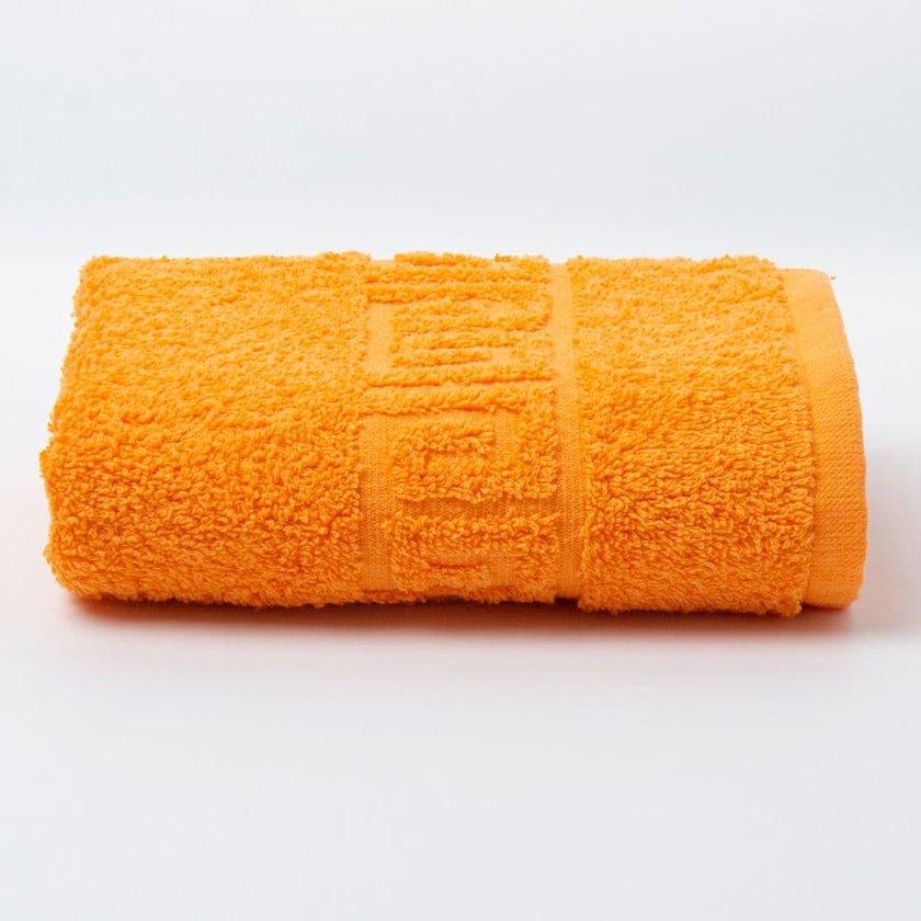 Dəsmal ADT Bright marigold 40x70, sıxlıq 430 qr/m²