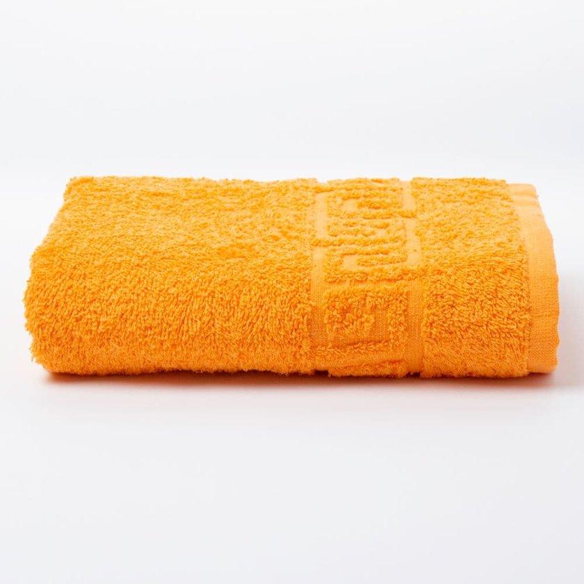 Dəsmal ADT Bright marigold 50x90, sıxlıq 430 qr/m².