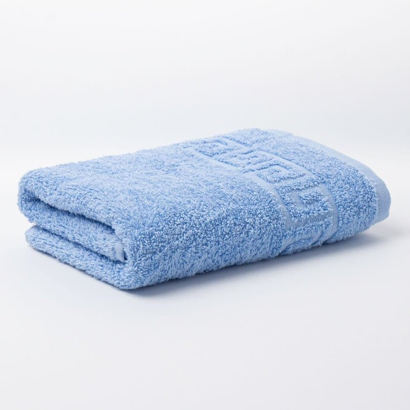 Hamam dəsmalı ADT Cashemere blue 70x140, sıxlıq 430 qr/m²