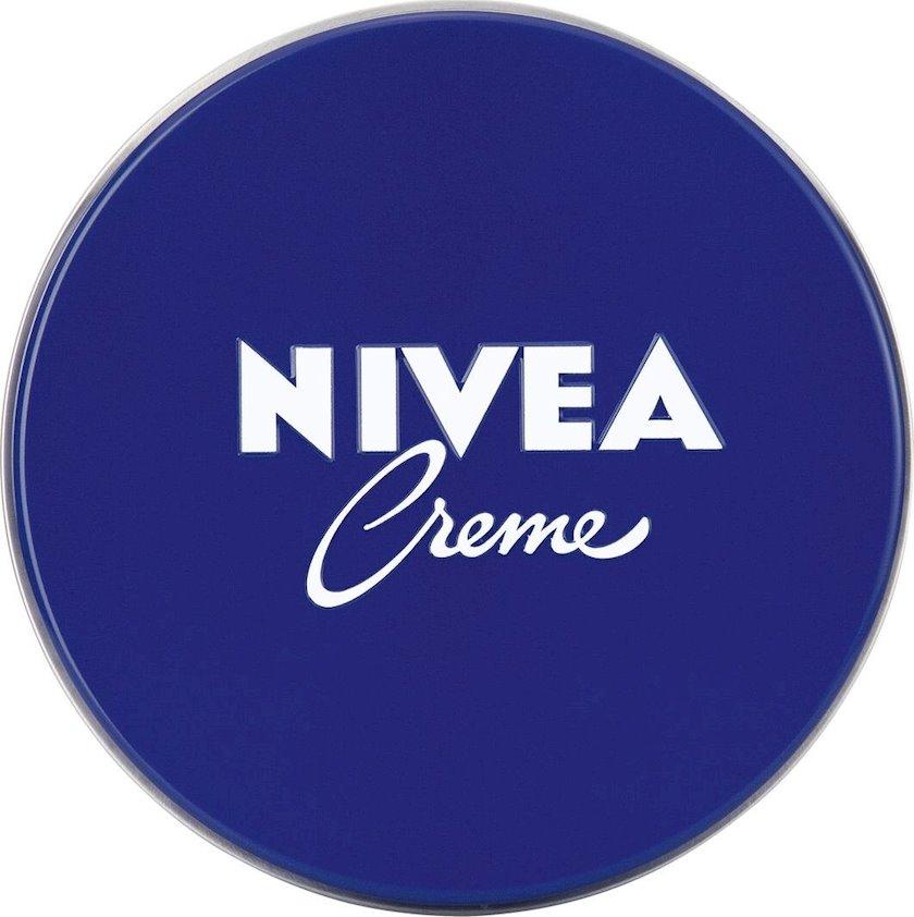 Universal krem Nivea Crème nəmləndirici üz, əl və bədən üçün pantenol ilə 30 ml