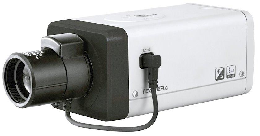 Videomüşahidə kamerası Dahua IPC-HF3300P-P, 3 meqapikselli