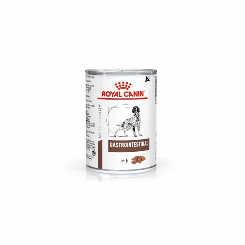 Paştet Royal Canin Gastrointestinal 400 q