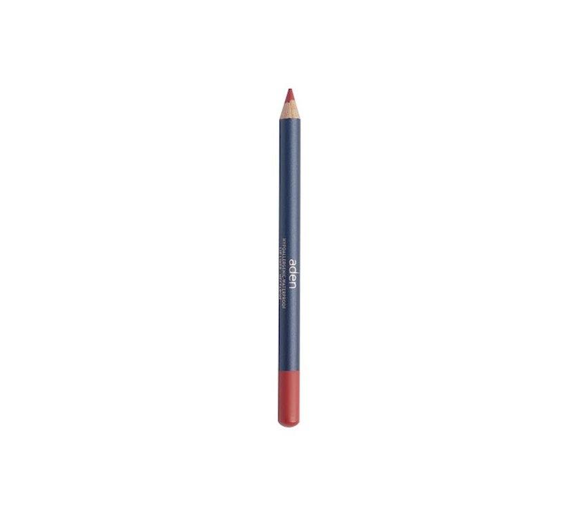 Dodaq üçün qələm Aden Lipliner Pencil 051 Currant, 1.14 q