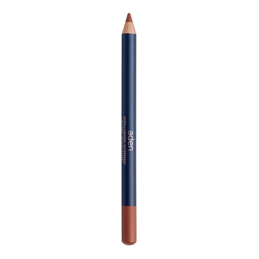 Dodaq üçün qələm Aden Lipliner Pencil 057 Ottawa qarnet, 1.14 q