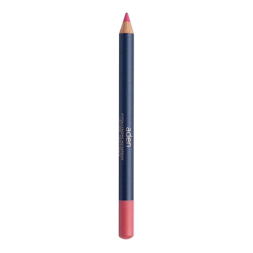 Dodaq üçün qələm Aden Lipliner Pencil 043 Sweet Peach, 1.14 q