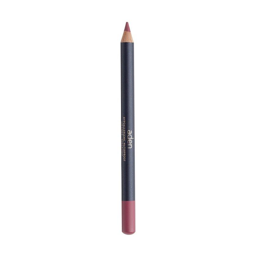 Dodaq üçün qələm Aden Lipliner Pencil 033 Sugar Chic, 1.14 q
